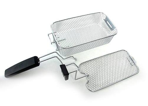 Fryer Basket with Lid & Handle