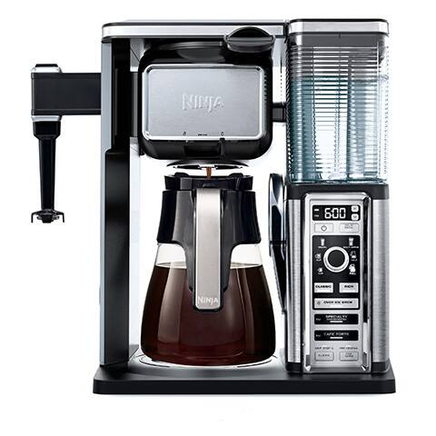 Coffee Maker By Ninja : Coffee Maker Ninja Coffee Bar Hot and Iced Coffee Machine for Home