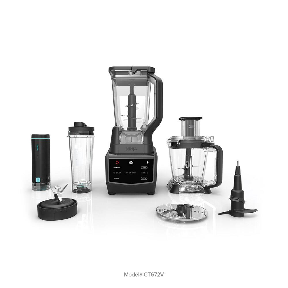 Ninja® Smart Screen™ Kitchen System with FreshVac™ (CT672) | Kitchen Blender